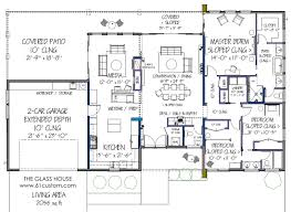 house plans contemporary plan free modern within throughout floor
