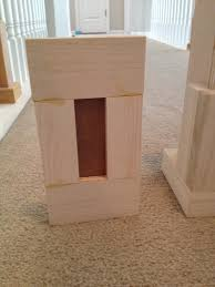 Build Newel Post What Is Your Preferred Festool Way To Build A Craftsman Style