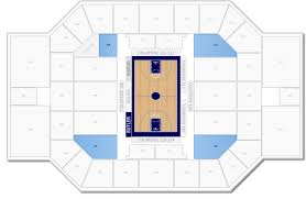 Hinkle Fieldhouse Butler Seating Guide Rateyourseats Com