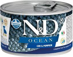 <b>Консервы Farmina N&D</b> Dog Ocean для щенков - купить в ЮниЗоо ...