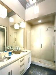 recessed lighting for bathrooms.  Recessed Recessed Lighting Bathroom Lovely For Showers  And   To Bathrooms