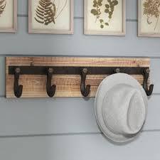decorative coat rack. Interesting Decorative Wall Mounted Coat Rack And Decorative Wayfair