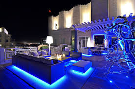 new orleans gas lights with contemporary deck and ambient lighting area rug firepits hedges lamp living