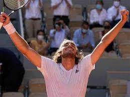 Atp tennis players, roland garros, stefanos tsitsipas, tennis news. 1nlwpfp 0culfm