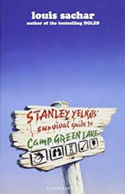 stanley yelnats survival guide to c green lake