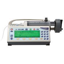 Medfusion 3500 Syringe Pump Infusion Smiths Medical