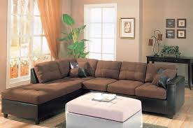 best leather and microfiber sectional microfiber sectional sofa leather