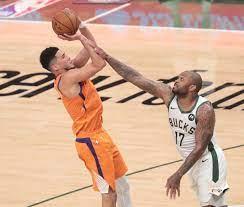 Game 5 of Suns-Bucks NBA Finals