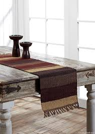 barrington kilim table runner