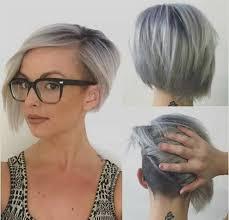Haar Ideen Frisuren Bob Mit Undercut Short Undercut Asymmetrical