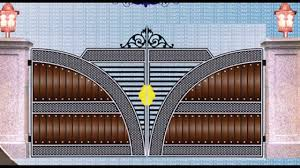 Main Gate Design For House In India Youtube