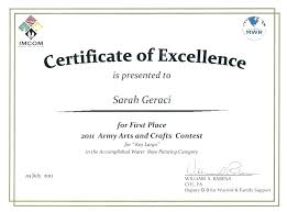 Award Of Excellence Certificate Template Awesome Soccer Award Template Soccer Award Certificate Template Soccer Award