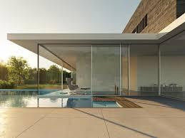 nanawall unveils ultra high end minimal sliding glass door line
