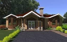 the hexa 4 bedroom bungalow house plan