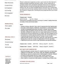 Bank Teller Resume Sample Writing Tips Resume Genius. Bank Teller