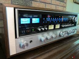 vintage sansui receiver. vintage sansui 8080db stereo receiver r