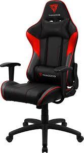 <b>Кресло ThunderX3 EC3</b> Black-Red от компании Магазин Мебели ...