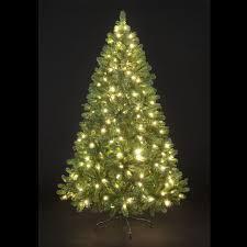 7 Ft Christmas Tree Pre Lit  Christmas Lights DecorationPre Lit Spruce Christmas Tree