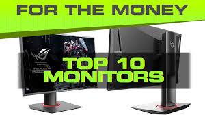 best size monitor for gaming best pc gaming monitors of 2018