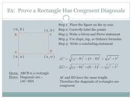 Coordinate Geometry Proofs Worksheets - Switchconf