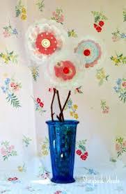 Wax Paper Flower Wax Paper Flowers Mentoring Moments