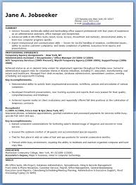 Key Skills Resume Administrative Assistant Temporary Administrative Assistant Resume Administrative