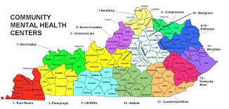 map of kentucky by cmhc region  karp inc