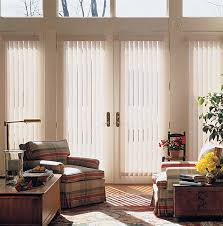 best sliding glass door window treatment
