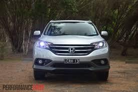 2013 Honda CR-V VTi-L review - PerformanceDrive