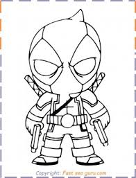 For kids & adults you can print deadpool or color online. Deadpool Coloring Pages To Print Out Free Kids Coloring Pages Printable