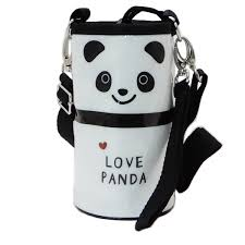 more than cool plastic bottle case panda skater 500 ml adaptive water bottle gift miscellaneous goods goods cinema collection 3 000 yen with the bottle