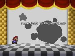 Flower Fields Paper Mario Paper Mario Chapters Ranked 7 Chapter 6 Dark Days In