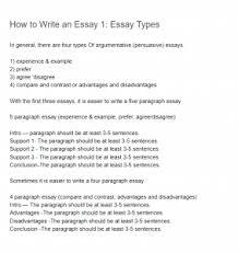 how to write an essay essay types essay essays how to write an essay