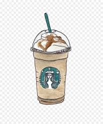 starbucks coffee cup drawing. Fine Cup Coffee Starbucks Cafe Drawing Drink  Handpainted In Cup