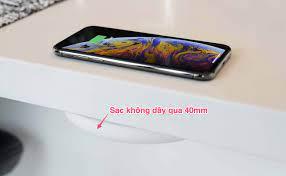 ENERQi: Sạc không dây xuyên qua mặt bàn, độ dày tối đa 4 phân
