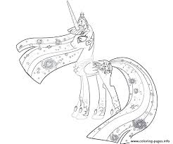 Pony Coloring Pages To Print At Getdrawingscom Free For Personal