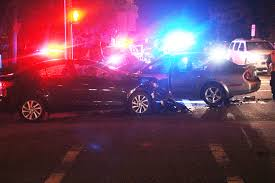 Image result for night two car accident