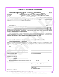 Sample Deed Of Trust Form Magnificent Promissory Notes And Deeds Of Trust Bradford Publishing