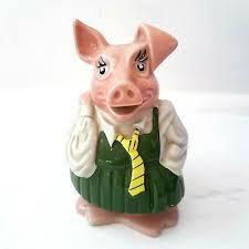 WADE NATWEST ANNABEL Pig Money Box - £24.99 | PicClick UK