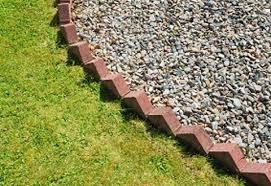 brick garden edging. brick garden edging made easy -