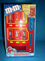 Candy Vending Machine Toy Beauteous MM Vending Machine Bank For Sale In Little Rock AR OfferUp
