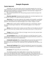 Building Design Fee Proposal Letter How To How To Write An Official Proposal Template