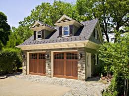 cottage garage doorsHow to Choose the Right Style Garage for your Home  Freshomecom