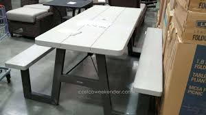 6 foot folding table costco tables and chairs lovely lifetime s 6 foot w frame folding 6 foot folding table costco