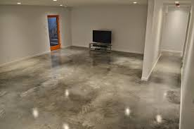 stained concrete floors cost do it yourself stain bat finished