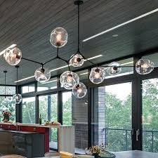 bubble light fixture globe branching bubble chandelier modern chandelier light lighting included led bulbs free bubble