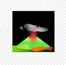 Volcano Lava Vulcanian Eruption Download Png 566x800px