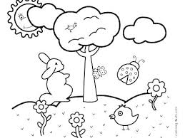 Printable Coloring Pages For Preschoolers Printable Preschool Easter