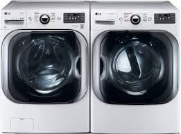 Gas Washers And Dryers Lg Lg8100fl Lg 8100 Series Front Load Washer Dryer Pair