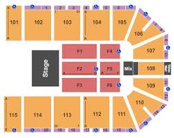 Hartman Arena Tickets And Hartman Arena Seating Chart Buy
